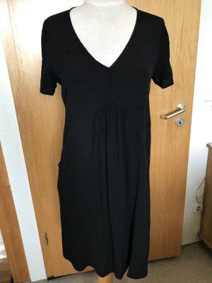 Ancora Robe à manches courtes noir