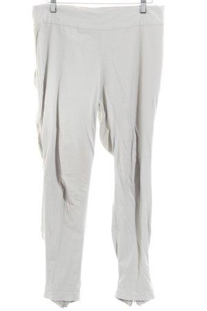 Ancora Pantalon en jersey beige style simple