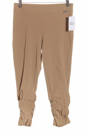 Ancora Stretchhose camel Casual-Look