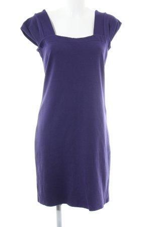 Ancora Robe à bretelles violet élégant