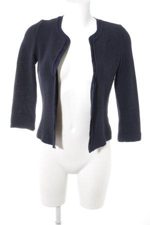 and Giacca corta blu scuro stile casual
