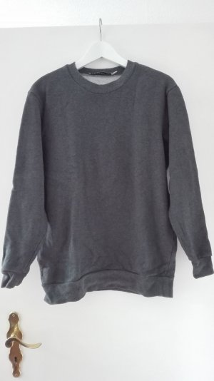 & and Other stories Pullover Sweatshirt S 36 grau Basic