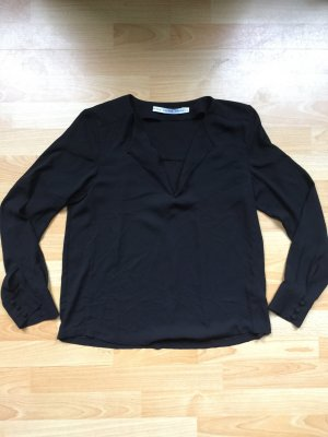 And the Other Stories Bluse Schwarz