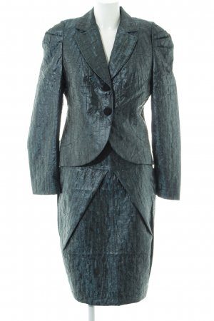 Andiamo Ladies' Suit green-khaki elegant