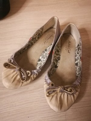 Andrea Conti Ballerinas im Vintage-Look Gr. 38