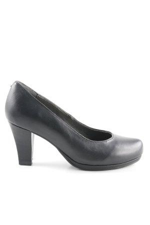 Andrea Conti High Heels schwarz Elegant