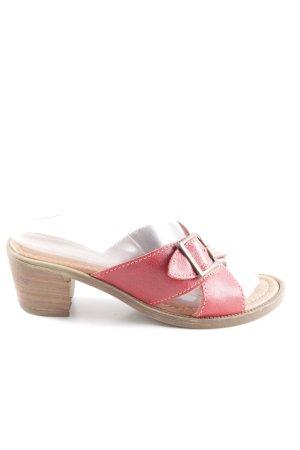 Andrea Conti Riemchen-Sandaletten rot Elegant
