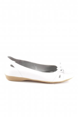 Andrea Conti Slip-on Shoes white casual look