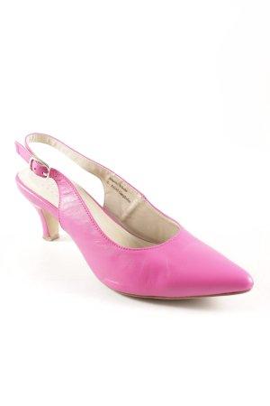 Andrea Conti Slingback-Pumps pink Elegant