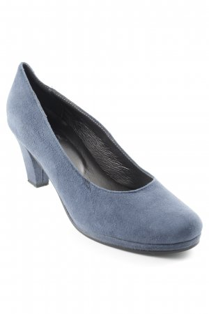 Andrea Conti Loafer blu scuro