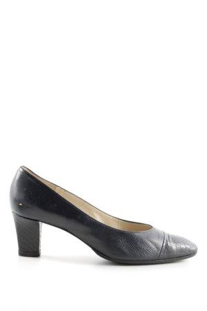 Andrea Manueli High Heels blue business style