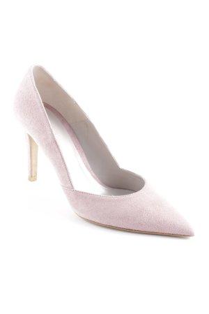 Andrea Puccini Tacones altos rosa-rosa look casual