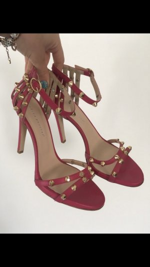 Andrea Puccini High Heels pink