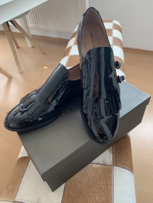 Andrea Puccini Slip-on Shoes black
