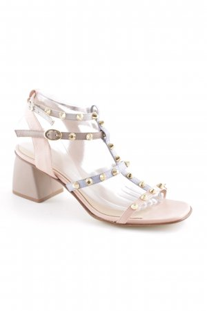 Andrea Puccini Strapped High-Heeled Sandals multicolored elegant