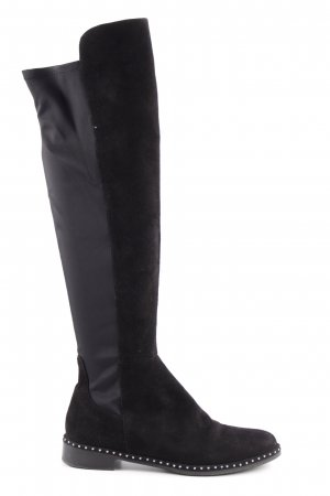 Andrea Puccini Jackboots black business style