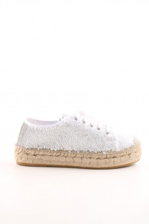 Andrea Puccini Lace-Up Sneaker silver-colored casual look
