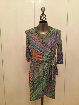 Jersey Dress multicolored