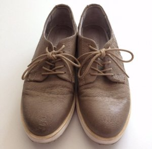 Andrea Sabatini Lace Shoes grey brown-white