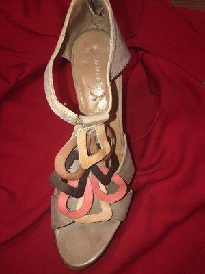 Andrea Sabatini Comfortabele sandalen veelkleurig