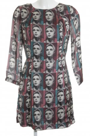 Andy Warhol by Pepe Jeans London Manteljurk volledige print elegant