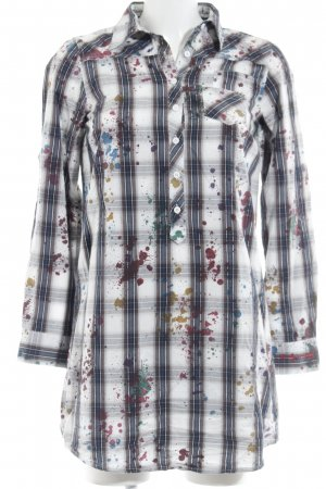Andy Warhol by Pepe Jeans London Shirtwaist dress spots-of-color pattern