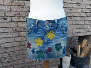Pepe Jeans London Denim Skirt cornflower blue