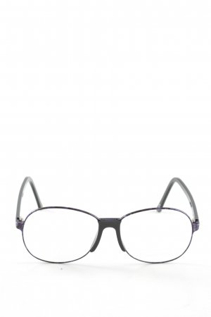 Andy Wolf Eyewear Glasses black-lilac animal pattern casual look