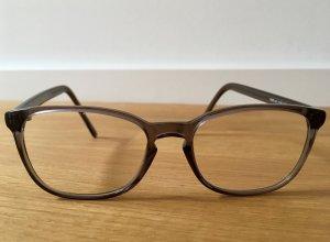 Andy Wolf Eyewear Bril grijs-lichtgrijs