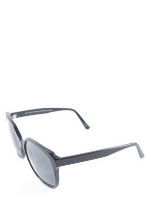 Andy Wolf Eyewear Butterfly Brille schwarz Elegant