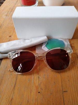Andy Wolf Eyewear Lunettes de soleil blanc