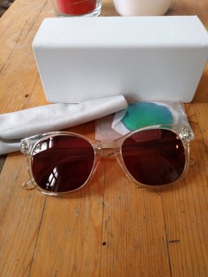 Andy Wolf Eyewear Occhiale da sole bianco