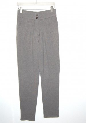 Woolen Trousers grey merino wool