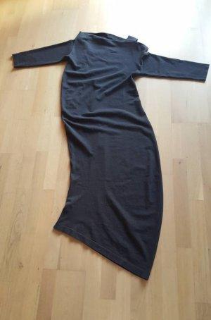Anette Görtz Robe en maille tricotées gris