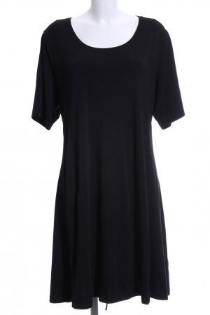 Angel of Style Shirt Dress black casual look