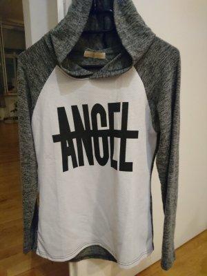 ANGEL Pullover mit Kapuze S/M