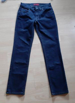 Angels Jeans cigarette bleu foncé