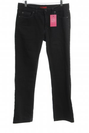 Angels Jeans a vita alta nero stile casual