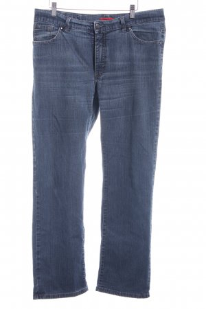 Angels Low Rise Jeans slate-gray jeans look