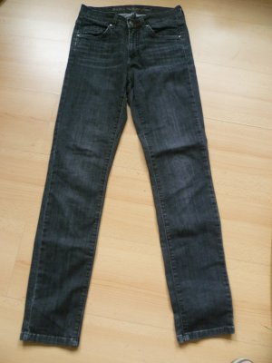 Angels Jeans anthracite cotton