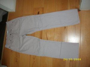 Angels Pantalon cinq poches vieux rose coton