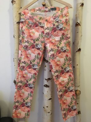 Angels Drainpipe Trousers multicolored