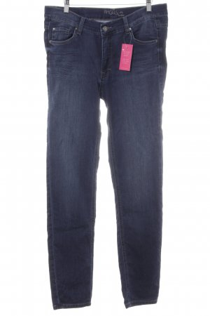 Angels Jeans skinny blu scuro stile jeans