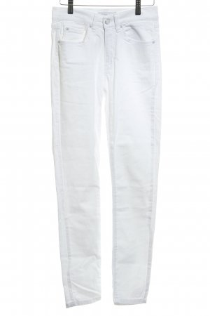 Angels Skinny Jeans white casual look