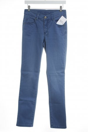 Angels Jeans slim fit blu acciaio stile casual