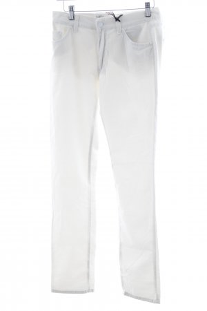 Angels Slim Jeans natural white velvet appearance