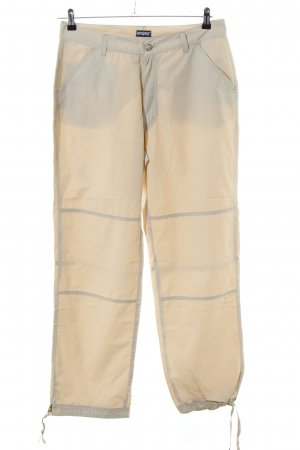 Angels Pantalone jersey bianco sporco stile casual