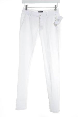 Angels Pantalón tipo suéter blanco Estilo playero