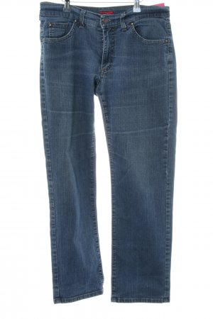 Angels Straight-Leg Jeans blau Casual-Look