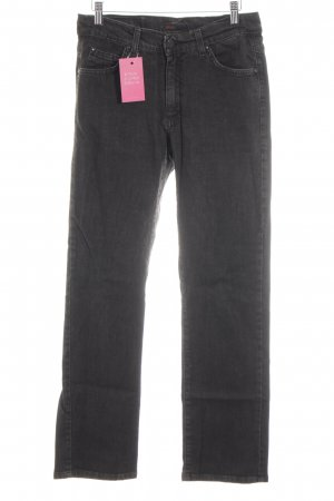 Angels Straight-Leg Jeans schwarz Casual-Look